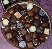 box of choclate
